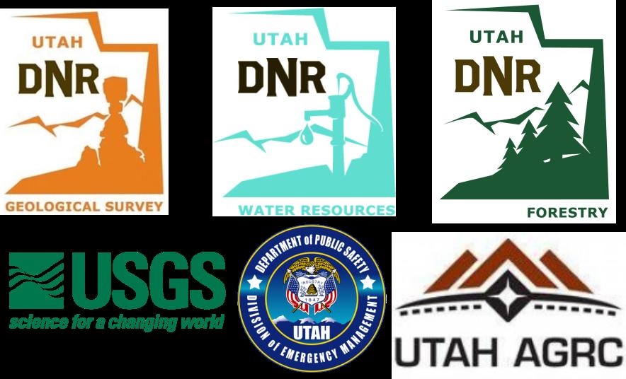 Utah logos