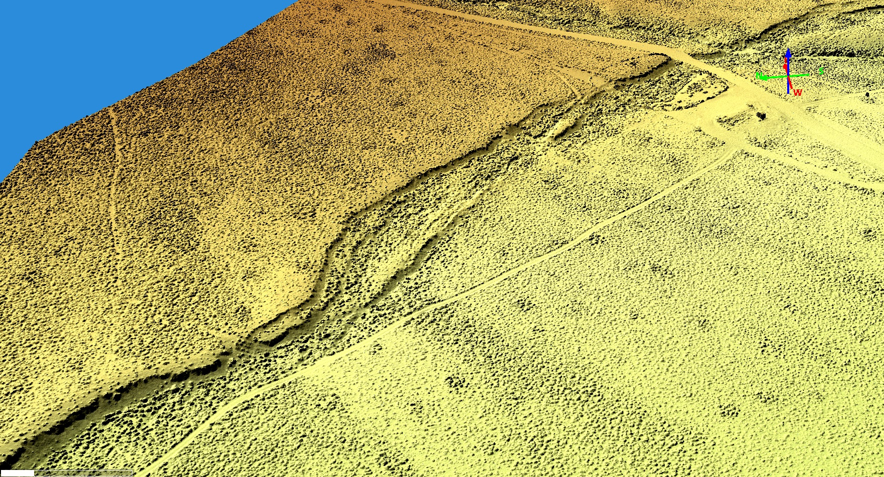 Fault Zone Detail