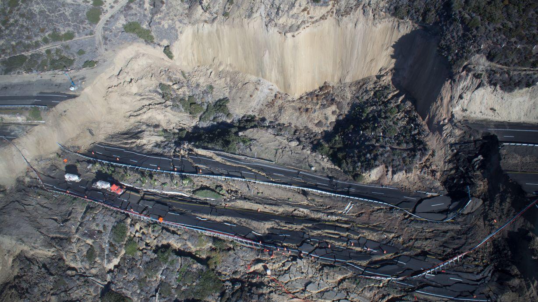 landslide photo