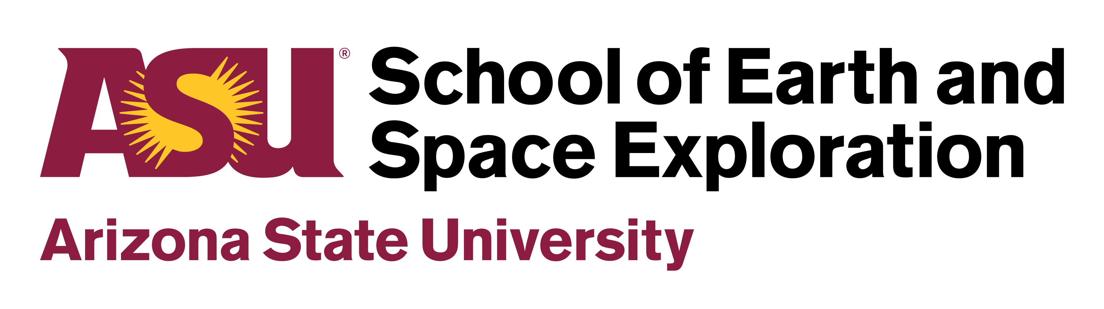 ASU School of Earth and Space Exploration logo